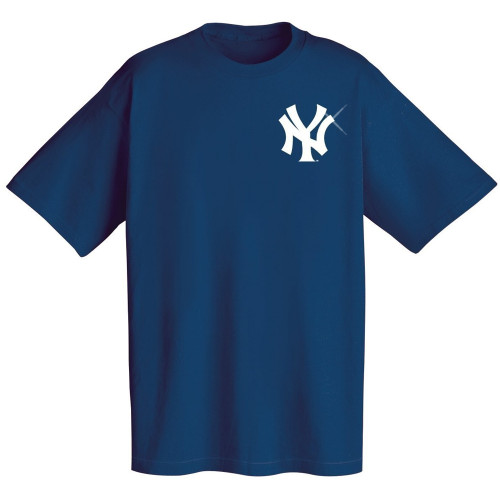 Official NY Yankees T-Shirt (Navy)