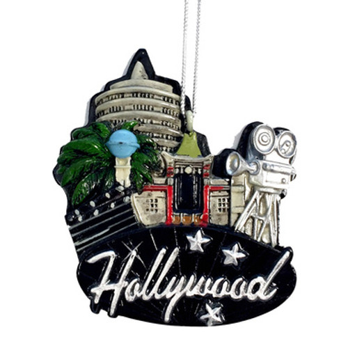 Hollywood Icons Christmas Ornament