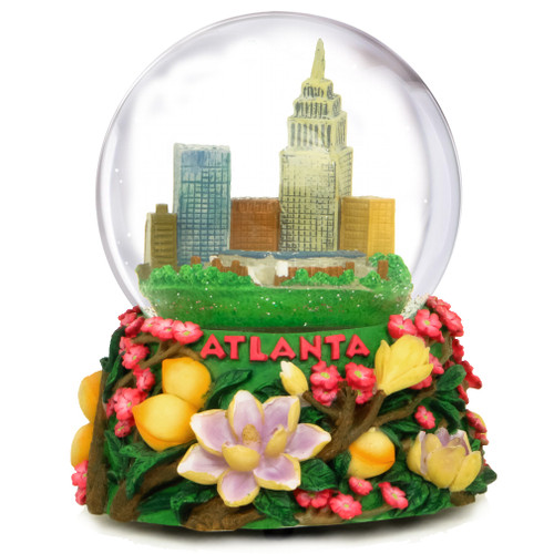 Atlanta Musical Snow Globe