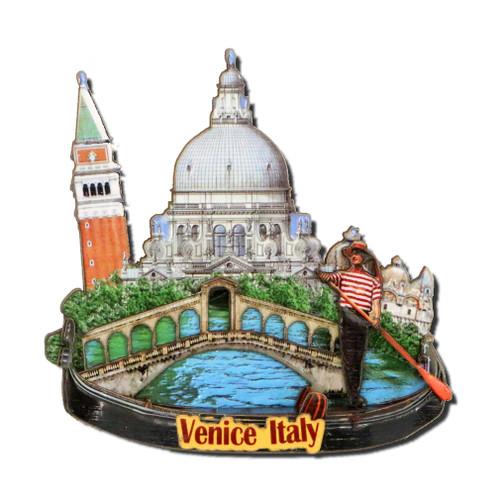 Venice Magnet 3D Venice Landmarks