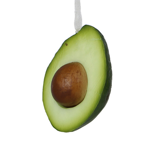 Squishy Avocado Ornament