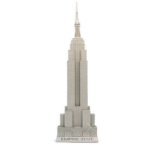 15 Inch Empire State Building Statue