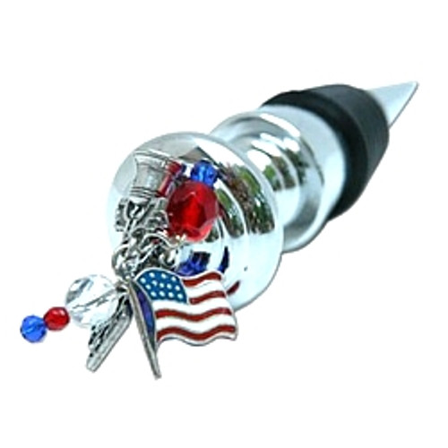 Philadelphia Wine Bottle Stopper