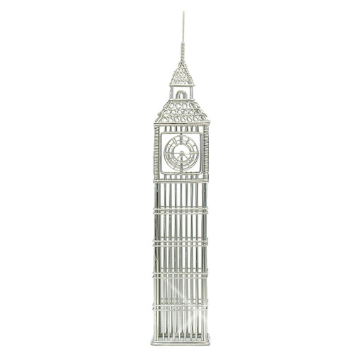 London Big Ben statues wire replicas