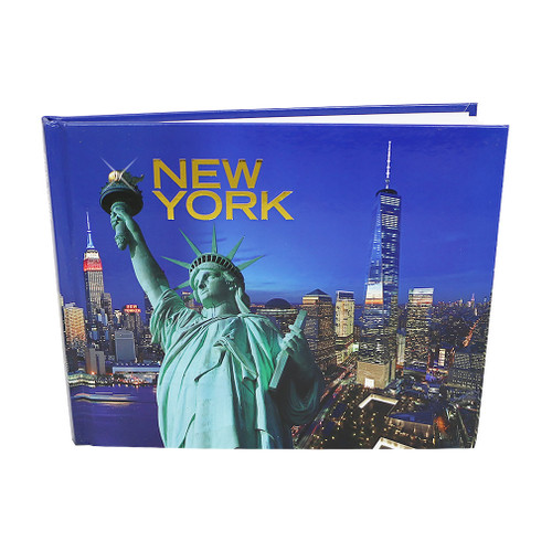 New York City Hard Cover Photo Book