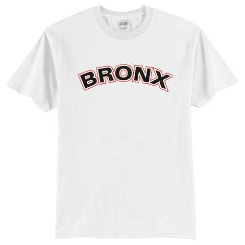 Collegiate Bronx T-Shirts