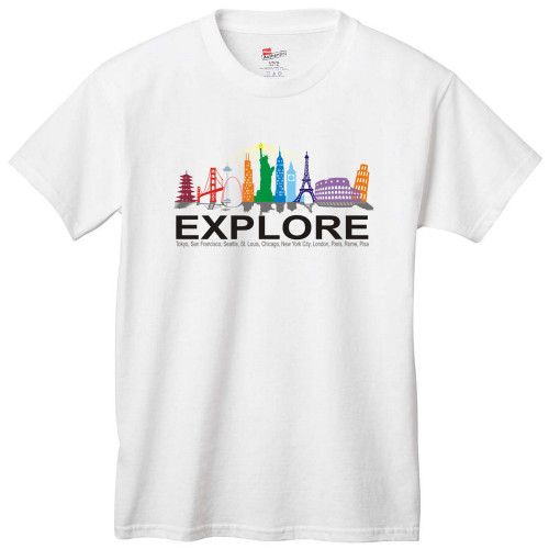 City Landmarks Apparel