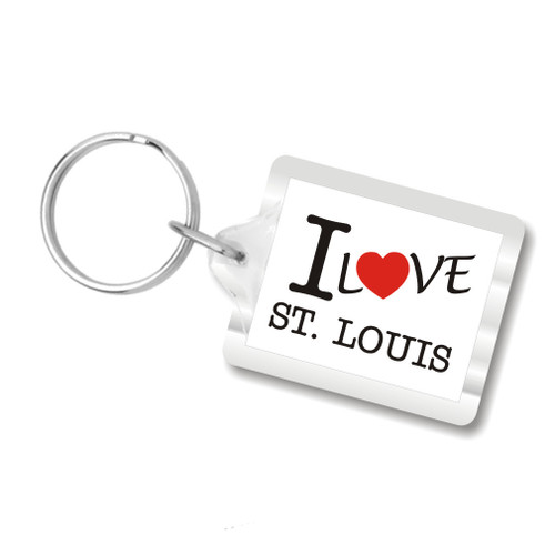 st. louis key chains