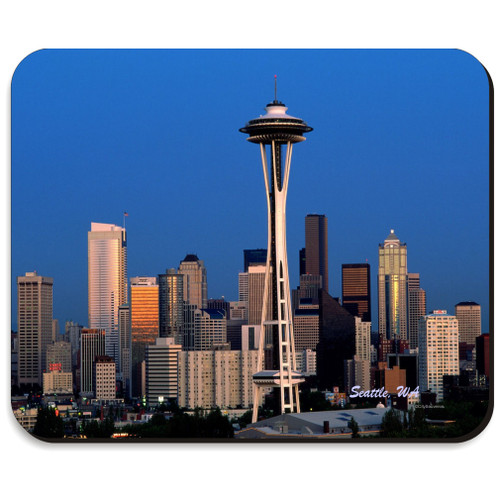 Seattle Space Needle Mousepads