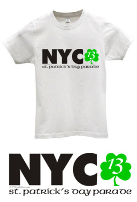 Saint Patrick's Day NYC 2014 T-Shirt