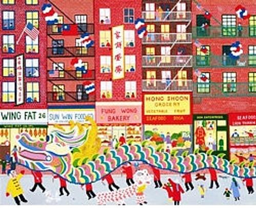 Chinatown Festival Art