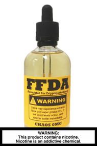 FFDA Vape Juice: Chaos 120ml