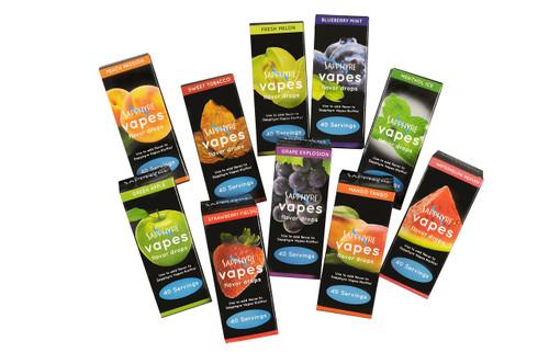 Sapphyre Vapes Flavor Drops