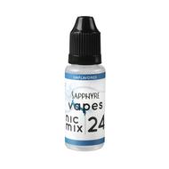 Sapphyre Vapes Nic Mix