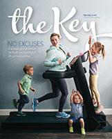 The Key Magazine cover