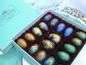 18 Piece Box of Robin's Eggs Chocolate
