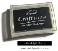 Stamp Ink Pad - Black #IP-9