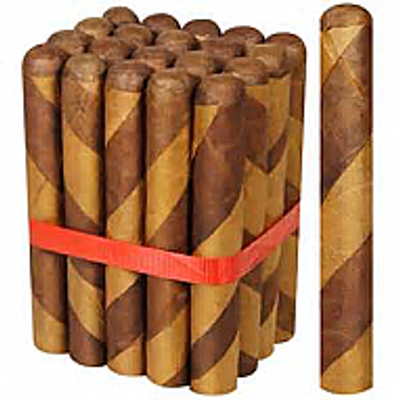 Medium bodied with cedar notes which indeed changes as you smoke through the wrapper levels to sweet tobacco notes, wood and spices.  Perfect for the cigar smoker looking for something different or for any special occasion.
