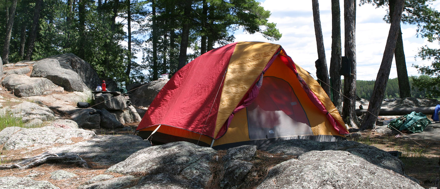 Leave no trace wilderness camping best done with a small wood camp stove and the Littlbug Fire Bowl.