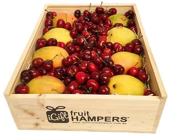 Cherry and Mango Gift Hamper