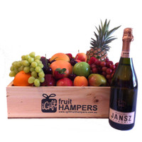 Sparkling Gift Hampers with Jansz Brut Rose