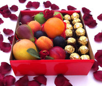 Chocolate Fruit Gift