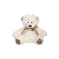 Teddy Bear Charlie 14cm Cream
