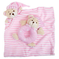 its a girl baby gift set