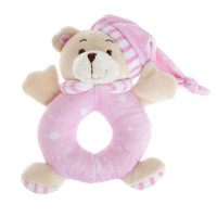 Its a girl baby gift rattle