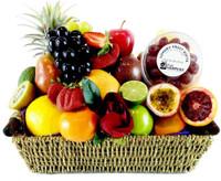 Fruit only baskets hamper gifts fruit basket negle Images