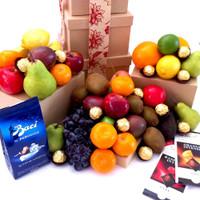Chocolate fruit hampers