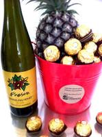 Chocolate Gift Bucket with Honey Nectar