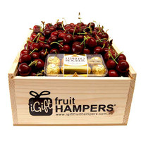 Cherry Hamper + Ferrero Chocolates