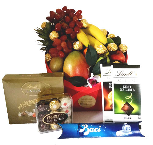 Chocolate Hampers Delivered