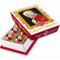 Mozart Chocolate Gift Box 120g