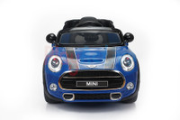 Licensed 12V Mini Cooper Ride On Car