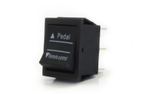 Pedal / Remote Control Replacement Switch