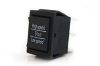 High Speed / Stop / Low Speed Replacement Switch