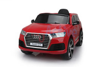 Licensed 12V Audi Q7 Ride On Car