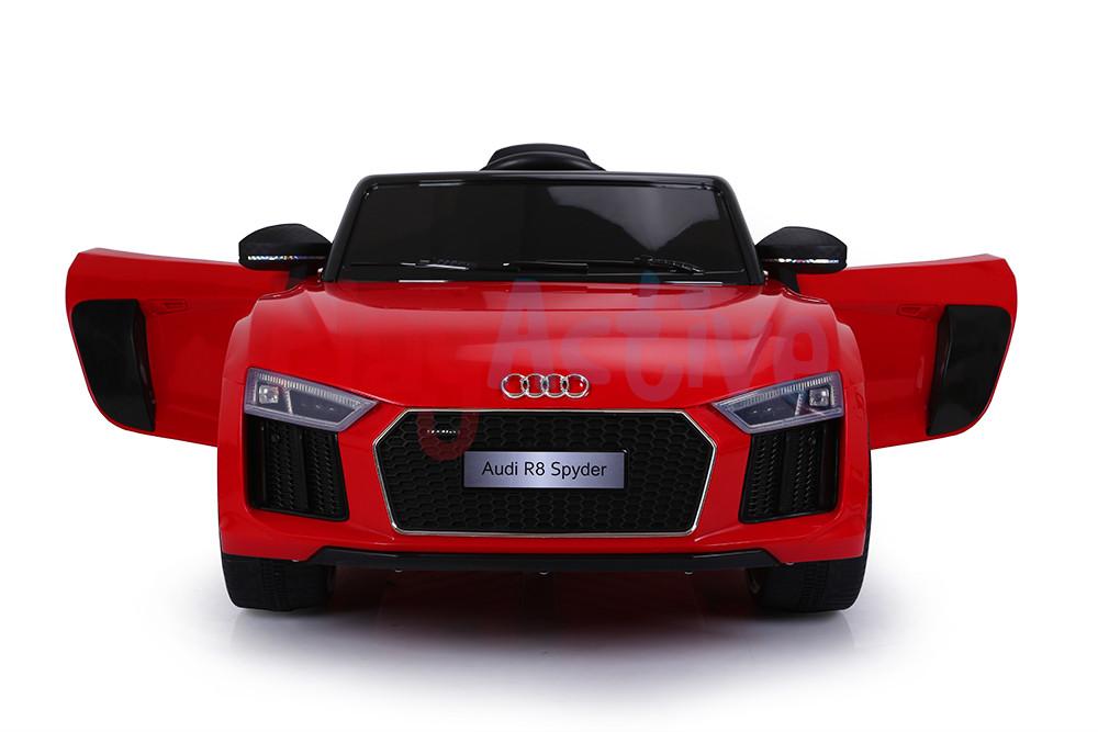 PlayActive Licensed V Audi R Spyder Ride On Car - Audi r8 car