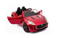 Licensed 12V Jaguar F-Type Ride On Car
