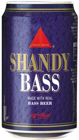 Bass Shandy 330 ml