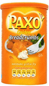 Paxo Golden Breadcrumbs 227g (Best By End Jan 2017)