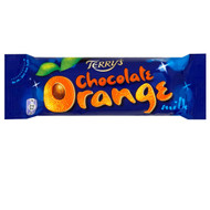 Terrys Chocolate Orange Bar 35g