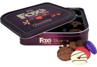 Fox's Chocolatey Assorted Biscuits Tin 365g