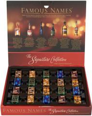 Famous Names Signature Collection Chocolate Liqueurs 185g