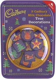 Chocolate Tree Decorations - Parcels 84g