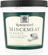 Robertson Classic Mincemeat Catering Size Tub 1.36Kg