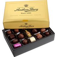 Anthon Berg Assorted Chocolate Gold Box 200g