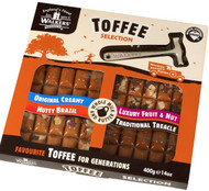 Walkers NonSuch Toffee Selection Hammer Pack 400g